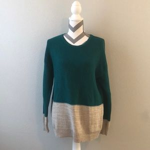 BDG Chunky Color Block Sweater